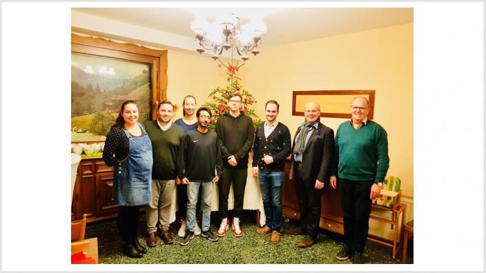 Vorstand der JU Elsdorf 2019